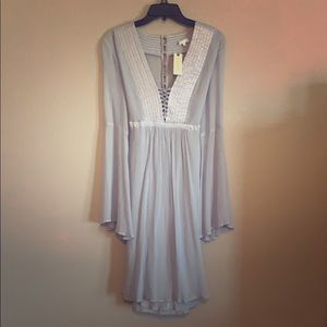Anthropologie Dress Size Large